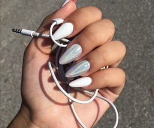 music, nails, and beautiful image