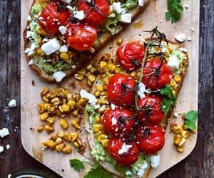 breakfast, paprika, and vegetarian image