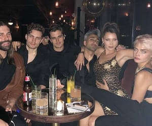 birthday party, new, and bella hadid image