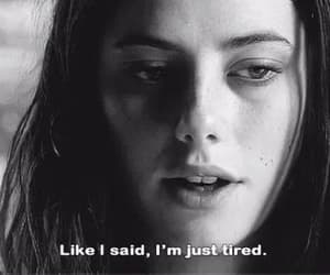 I'm Just Tired