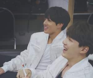 yoongi, jungkook, and yoonkook image