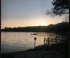 bay, sunset, and sunburnt photography image