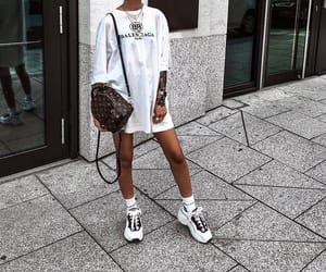 goals, look, and shoes image