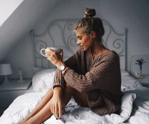 girl and cup image