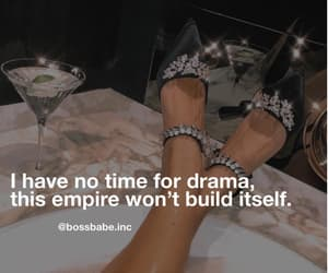 empire, heels, and quotes image