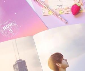 aesthetic, korea, and pastel image