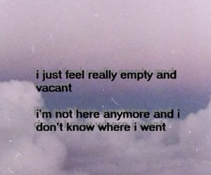 alone, anxiety, and background image