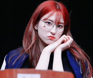 eunseo, cosmic girls, and wjsn image