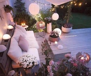 cozy, design, and garden image