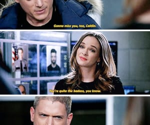 DC, leonard snart, and the flash image