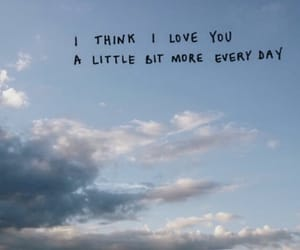 quotes, love, and sky image