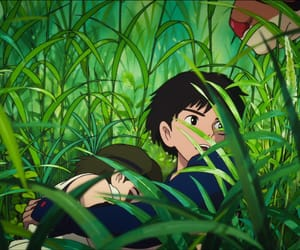 princess mononoke, anime, and beautiful image