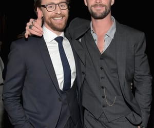 chris hemsworth, tom hiddleston, and Avengers image