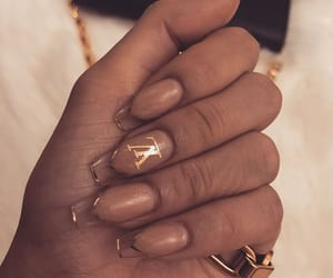 ghetto, nails, and want image