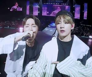 gif, jin, and jungkook image
