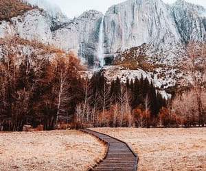 landscapes, natural, and mountains image