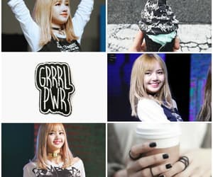 lisa, blackpink, and white image