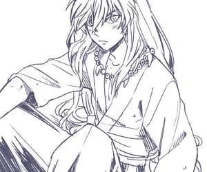 fanart, inuyasha, and manga image