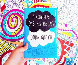 books, john green, and gus image
