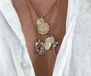fashion, gold, and minimal image