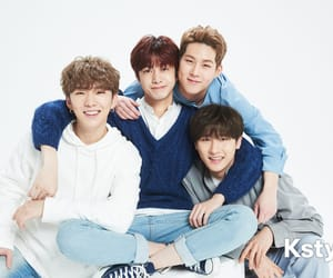 kpop, minhyuk, and kstyle image