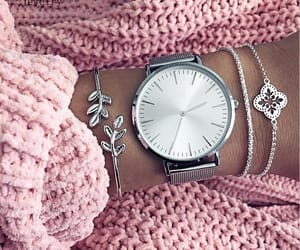 ping, silver, and watch image