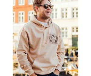glasses, niall, and merch image