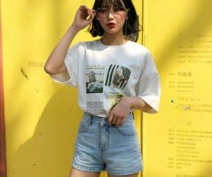 asia, girls, and korean image