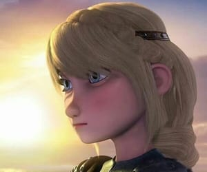 astrid hofferson, rtte, and httyd2 image
