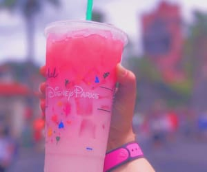 pink, refresher, and disneyparks image
