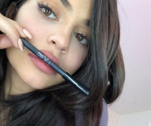 beauty, model, and kylie jenner image