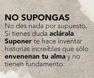frases en español and suponer image