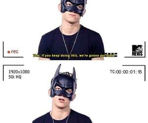 tom holland, batman, and Marvel image