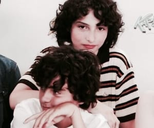 finn wolfhard, fack, and icon image