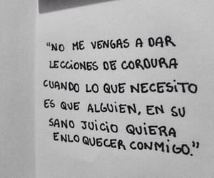 frases, love, and locura image