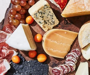 beautiful, board, and brie image