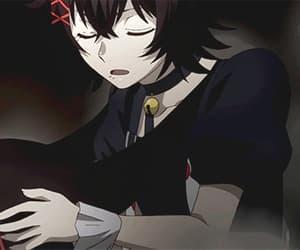 anime, gif, and love image