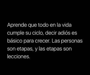 aprender, frases, and tiempo image
