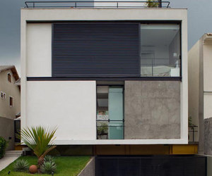 architecture, house, and cube image