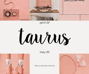 aesthetic, may, and taurus image