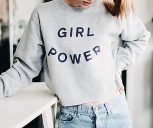 girl, fashion, and girl power image