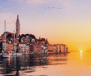 Croatia, sunset, and travel image