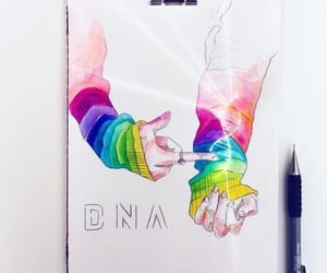 bts and DNA image