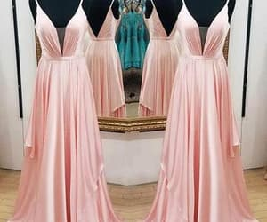 prom dress and simple prom dress image