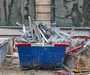 electronic waste adelaide, metal recycling adelaide, and demolition waste image