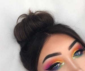 makeup and colors image