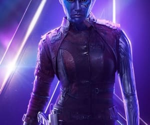 nebula, Marvel, and Avengers image