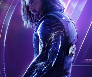 Marvel, winter soldier, and Avengers image