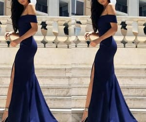 evening dress, prom dress, and event dress image