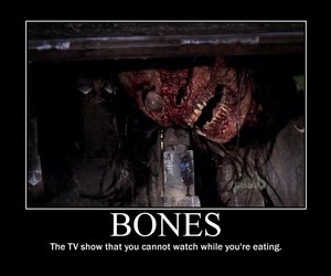 body, bones, and funny image